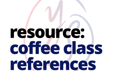 Coffee Class Reference Films & Scripts